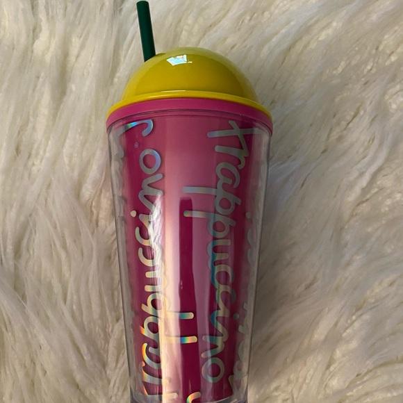 Starbuck Frappuccino Tumbler